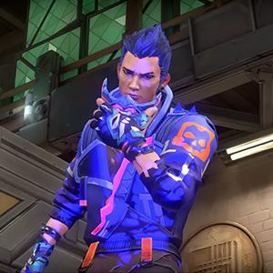 Yoru, el nuevo duelista de valorant