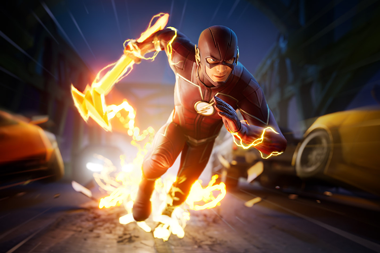 Flash en Fortnite