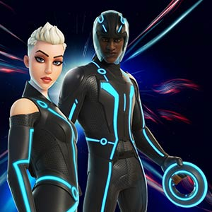 Tron Fortnite