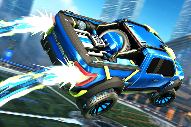 Ford Rocket League