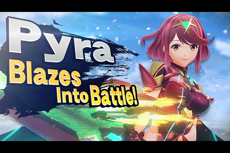 Pyra se une a la batalla