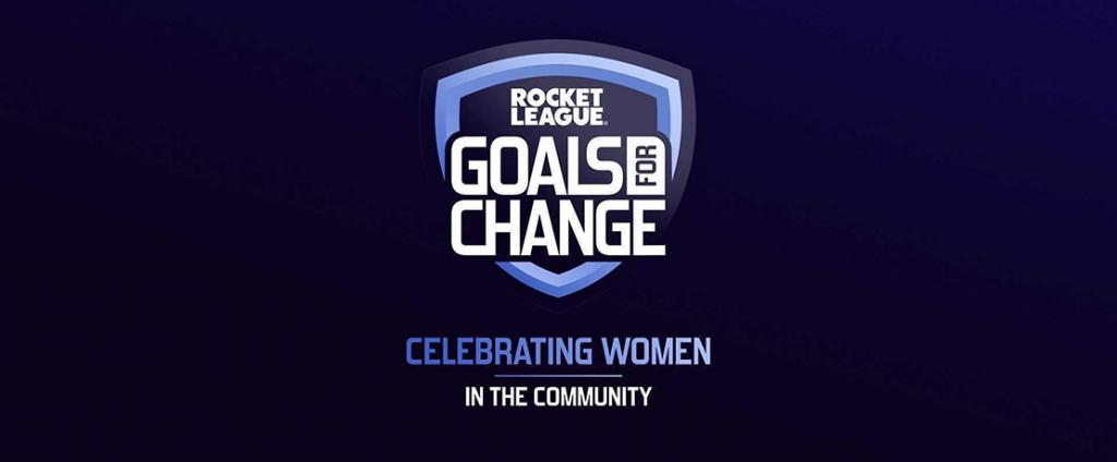 Rocket League presenta Goals For Change