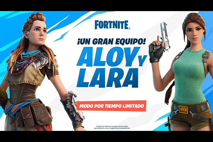 Aloy Fortnite