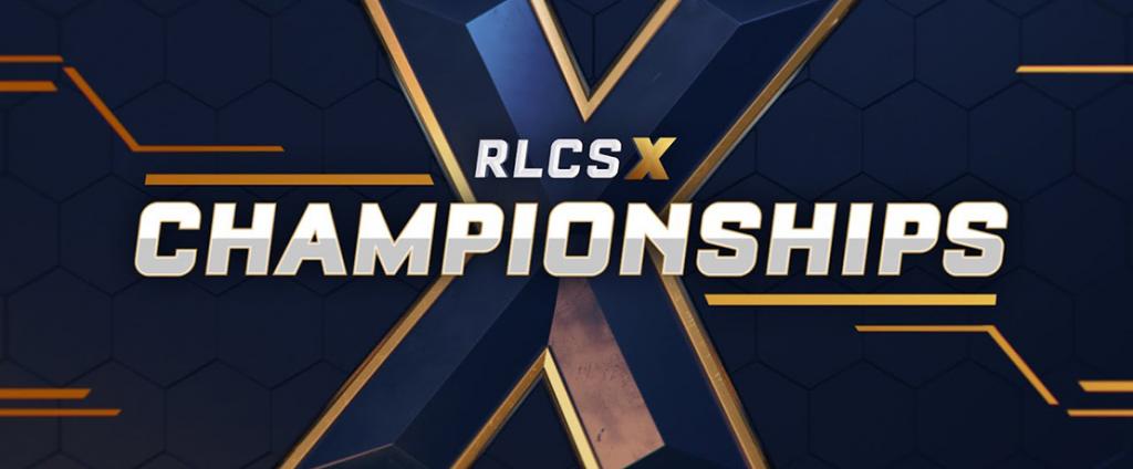 RLCS X Championships con nuevo formato