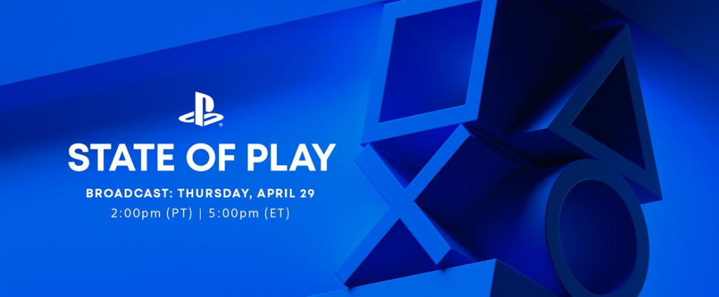State of Play Abril 2021