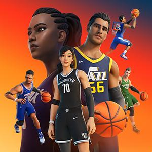 NBA Fortnite
