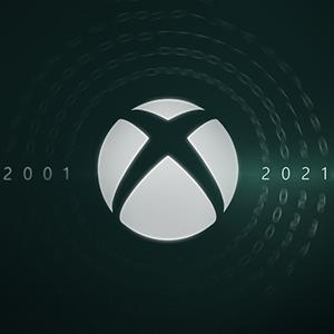 Xbox 20 aniversario