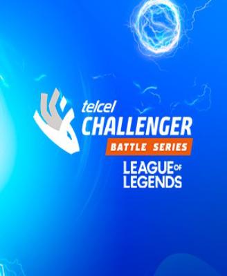 Telcel Challenger Battle Series presenta: League of Legends