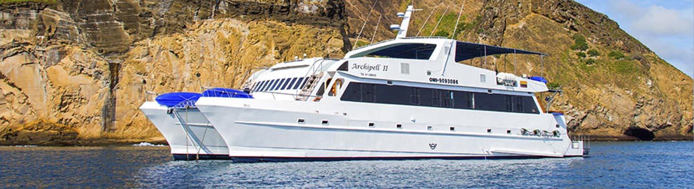 Archipel II Catamaran