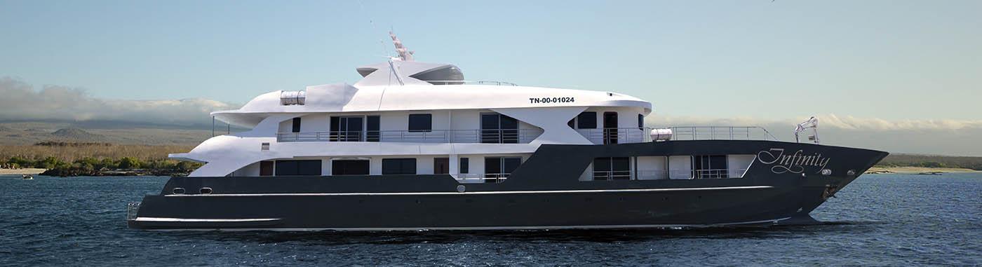 Infinity luxury 20 passenger Yacht