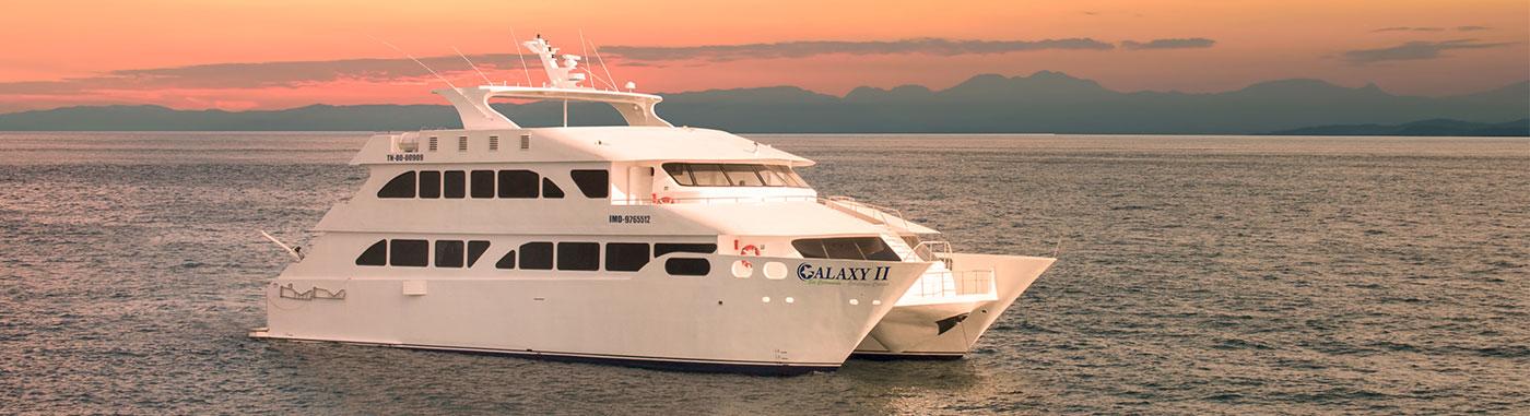 Eco Galaxy Catamaran