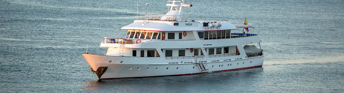Galápagos Passion Yacht