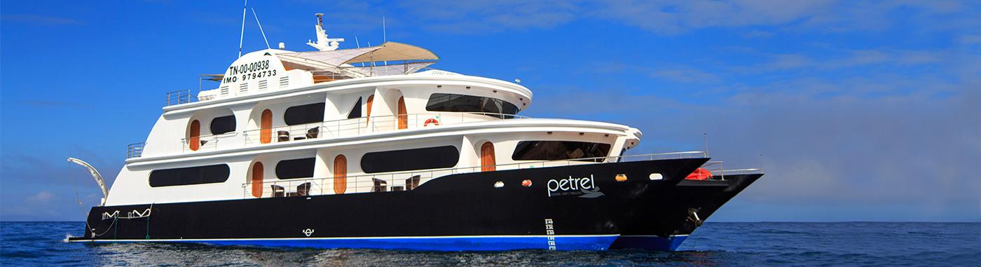 Petrel Catamaran