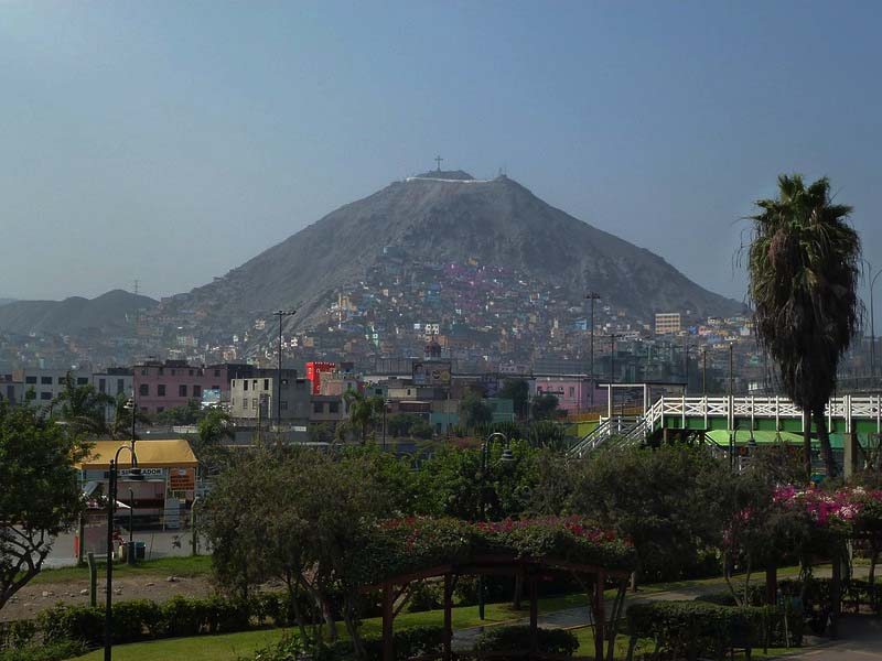 Visit the Cityscape from Cerro San Cristobal | Peru