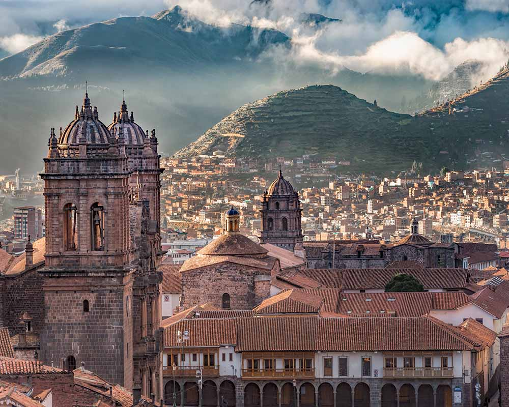 Cathedral Plaza de Armas | Cusco | Peru tours