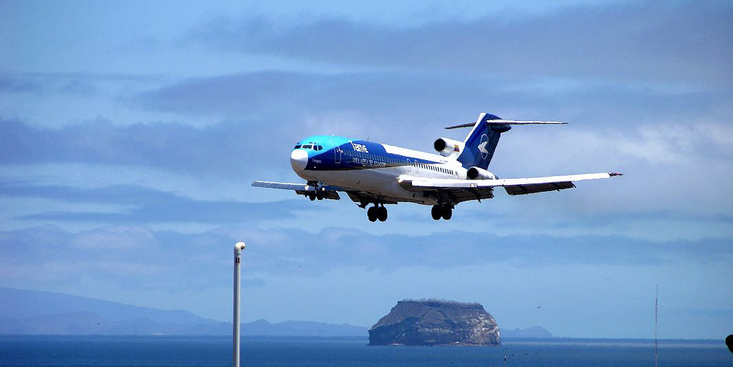 Ecuatoriana Airlines announces routes from Manta to Galapagos and plans to open operations in the early 2022