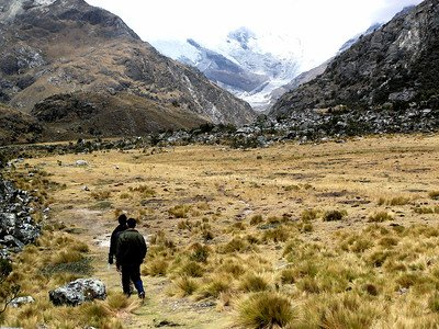 Hike in Huaraz
