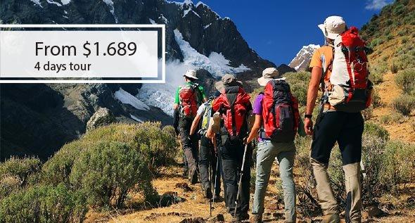 Inca Trail from Wiña Wayna | Galapagos | Peru | Patagonia