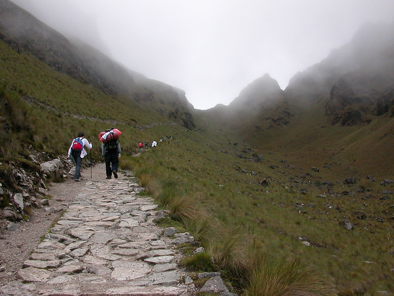 Inca Trail Preparation