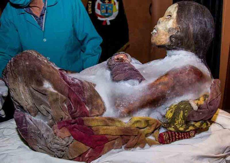 Visit the Juanita Exhibit at Museo Santuarios Andinos | Peru