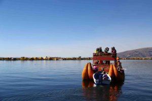 Visit Lake Titicaca