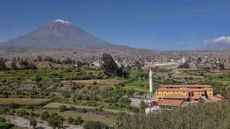 Hike Misti Volcano | Peru