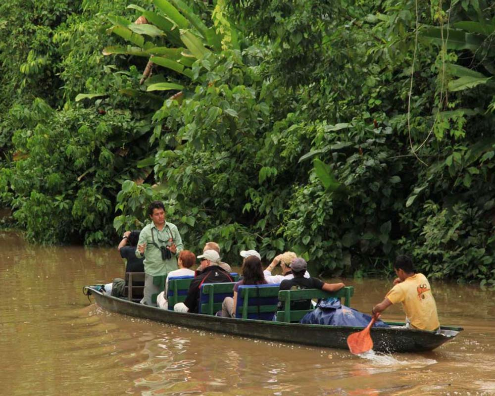 Photography Tour in the Amazon Rainforest of Ecuador