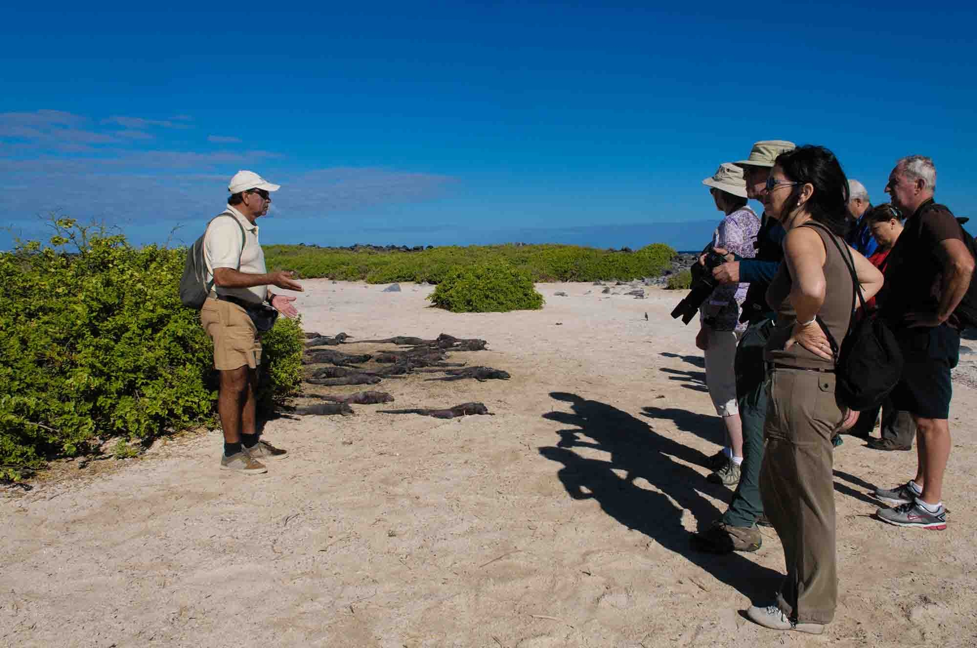 The Naturalist Guide and The Expedition Equipment