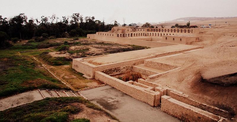 Visit the Pachacamac distric | Peru