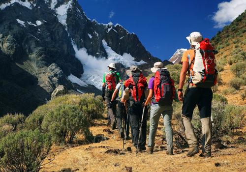 Inca Trail from Wiña Wayna 2 days Tour