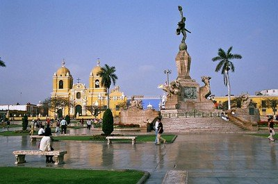 Visit Trujillo