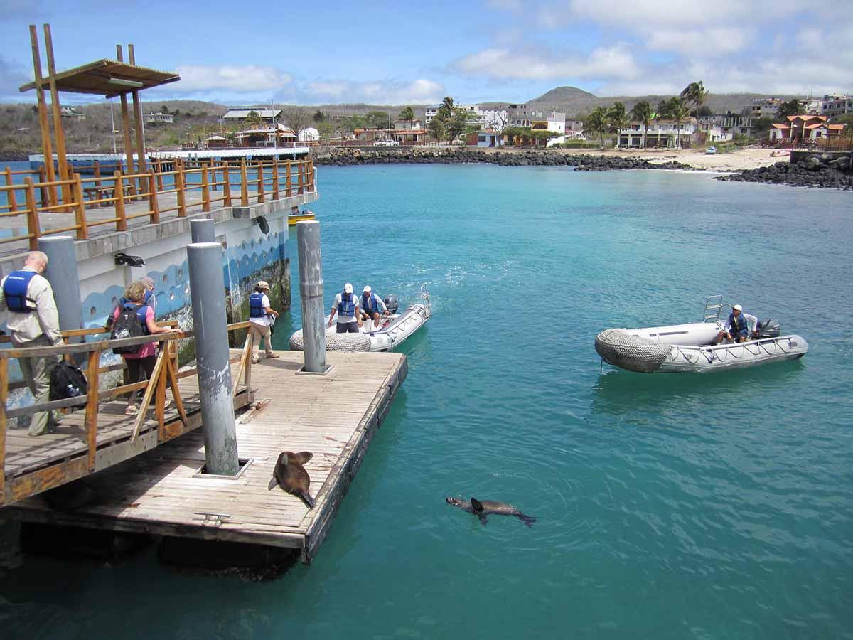 7 Days Itinerary Mv Isabela Ii Yacht Galapagos Cruise | Isabela II | Galapagos islands