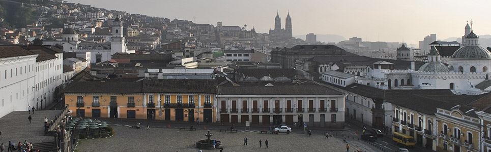 Five reasons why Quito should be your next travel destination