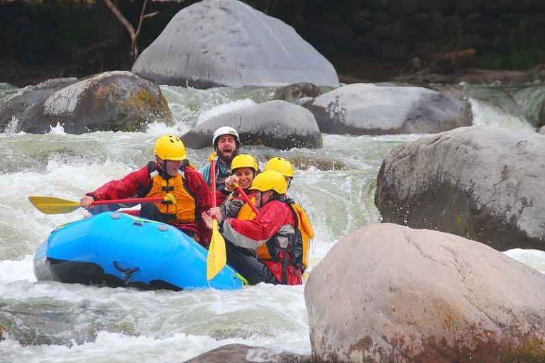 Experience White Water Rafting | Peru