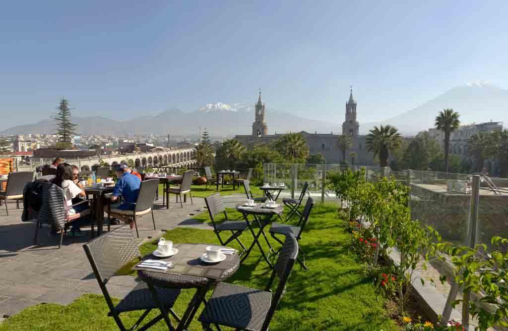 Experience a Rooftop Breakfast | Peru