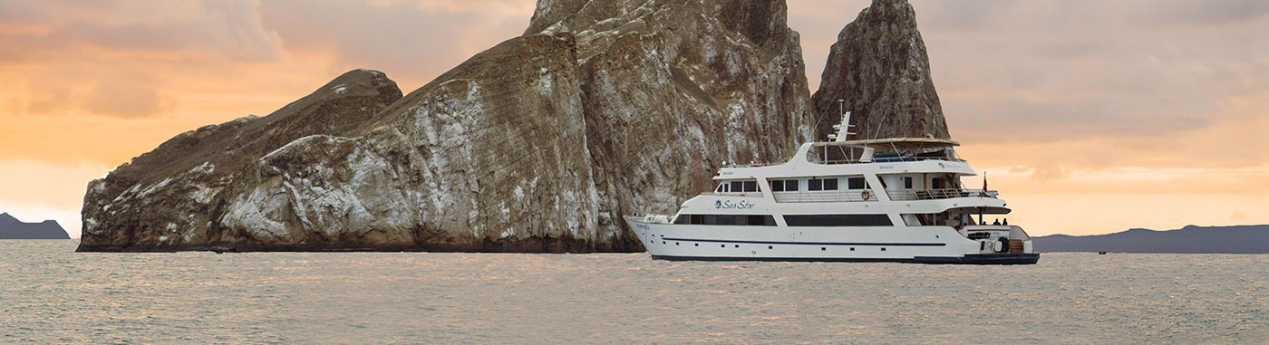Sea Star Journey Yacht| Galapagos cruises