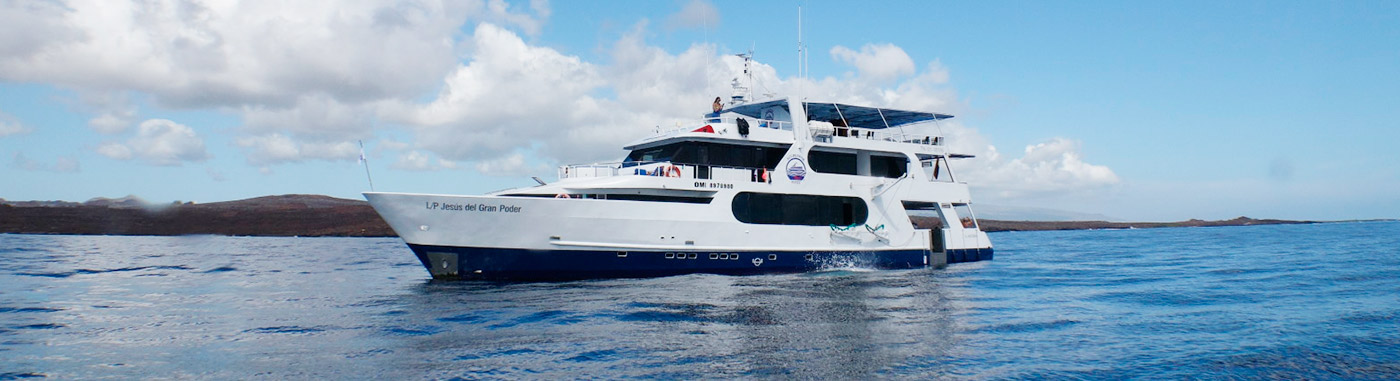 Galapagos diving cruises