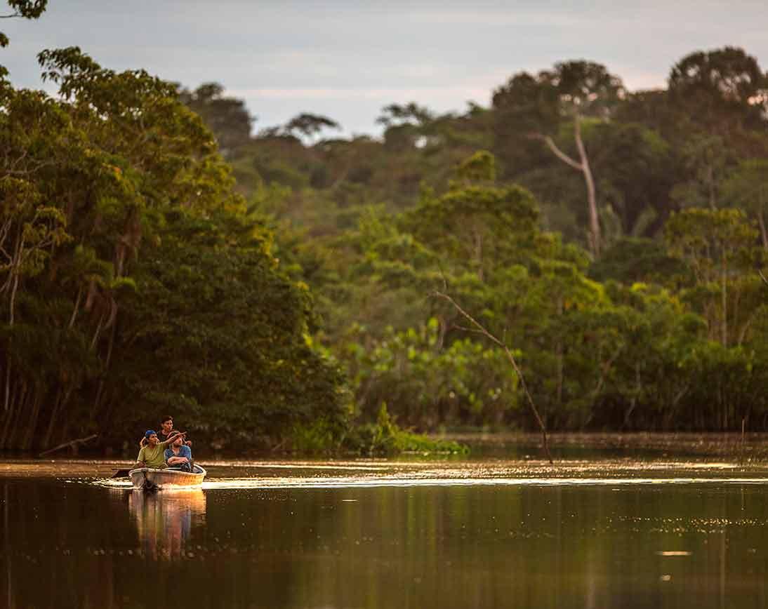 Amazon Cultural Tour