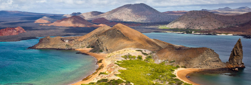 Bartolome is one of the best Galapagos Islands to visit