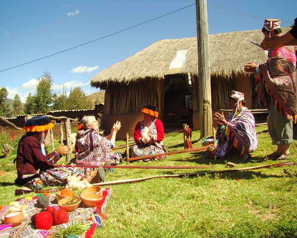 Inca Community | Peru tours