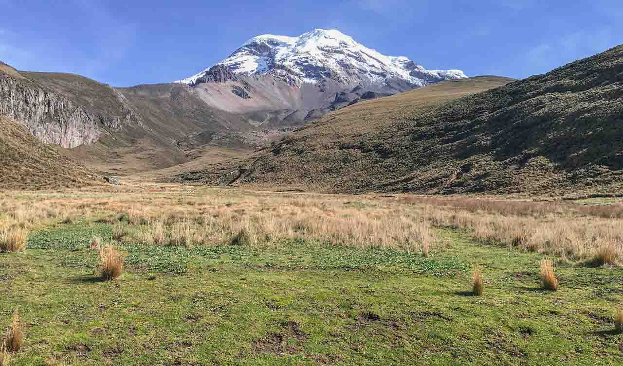 The Andes of Ecuador