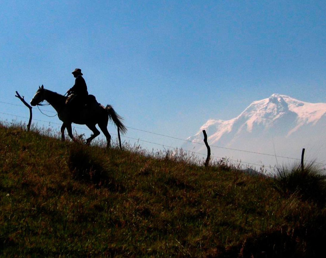 Andes Horseback Riding Tour