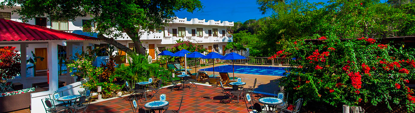 Galapagos first class hotels
