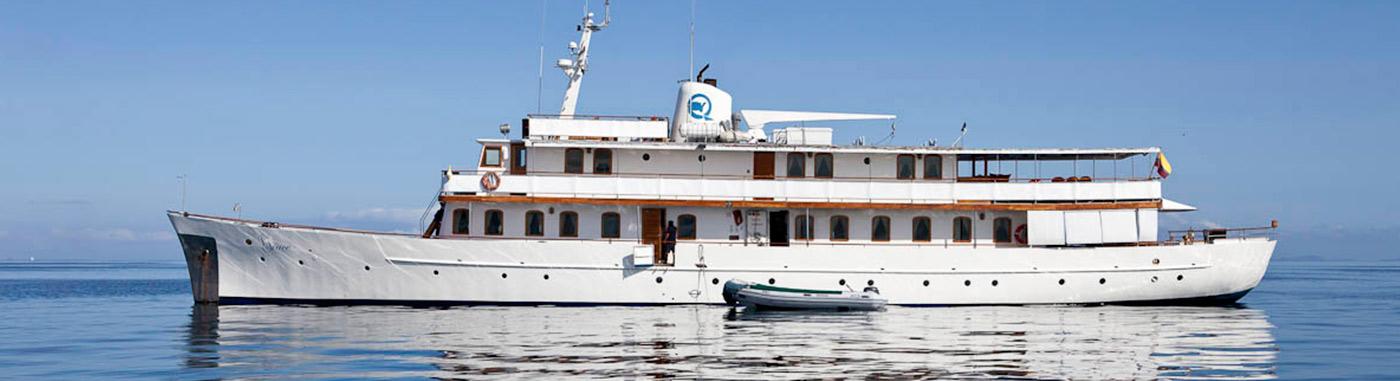 Grace Yacht| Galapagos cruises