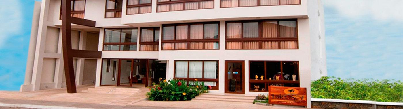 Galapagos tourist superior class hotels
