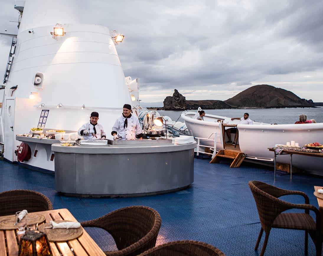 Galapagos Legend |  Galapagos Cruises