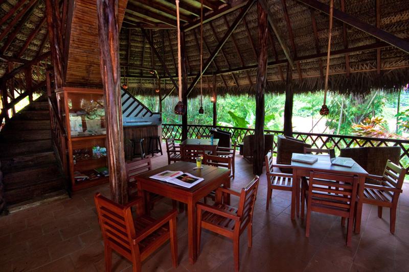 Amazon Basin Lounge | Ecuador