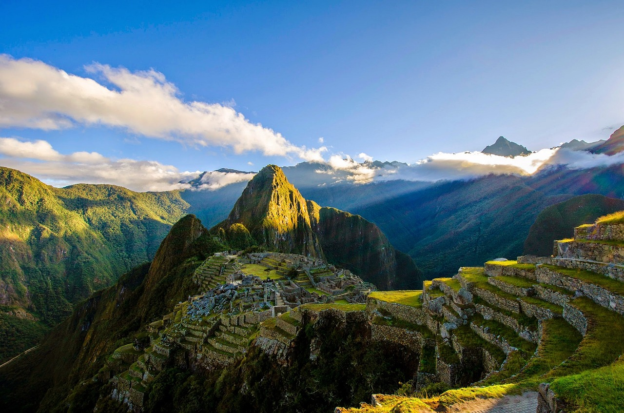 Blog Destination Peru