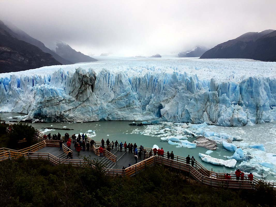 "The ""End of the World"" tour 