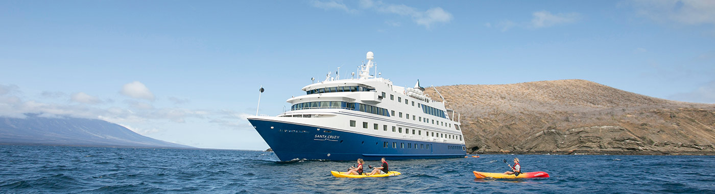 Santa Cruz II Small Ship| Galapagos cruises